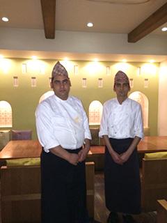 インド・ネパール料理 原宿 アカーシャ様